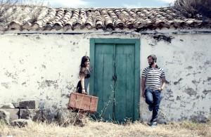 Esther Suárez y Luis Merino